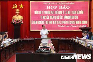 Thái Bình chỉ đạo kiểm điểm hàng loạt tổ chức, cá nhân sau kết luận của Thanh tra Chính phủ