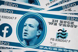 Mastercard và Visa rời bỏ dự án tiền số của Facebook