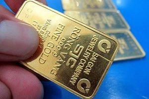 Mua vàng lỗ nửa triệu đồng sau một tuần