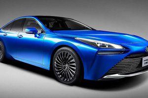 Chi tiết xe ôtô điện Toyota Mirai 2020 hoàn toàn mới