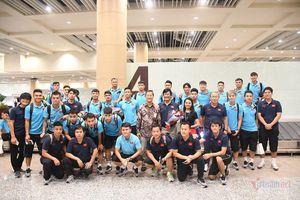 Thông tin mới nhất về tuyển Việt Nam: Đã tới Bali, sẵn sàng đối đầu Indonesia