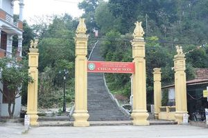 Ghé thăm ngôi Chùa có tấm bia cổ gần 900 năm tuổi trên núi Đọi