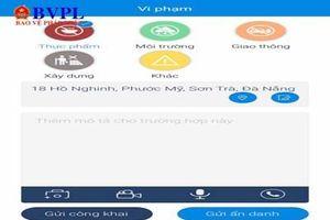 Đà Nẵng sử dụng ứng dụng 'KuuHo' tiếp nhận phản ánh của người dân