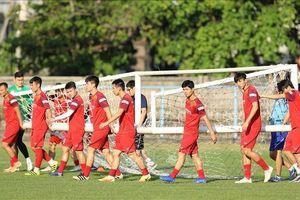 Thời tiết ở Bali thuận lợi cho các tuyển thủ Việt Nam tập luyện