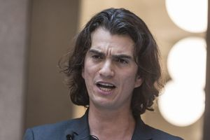 IPO bất thành, người sáng lập WeWork không còn là tỷ phú