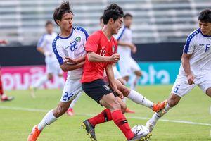 U19 Thái Lan tiếp tục bị U19 Uzbekistan đánh bại trong trận tranh hạng 3 GBS Bangkok Cup 2019