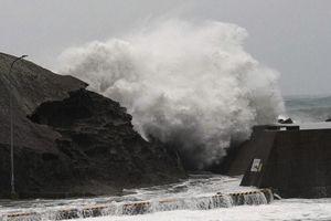 Siêu bão Hagibis tấn công Nhật, xé toạc nhà cửa, hàng chục người thương vong
