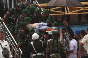Bộ trưởng An ninh Indonesia bắt đầu hồi phục sau khi bị đối tượng khủng bố đâm thủng ruột