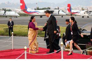 Chủ tịch Tập Cận Bình đến Nepal với hàng loạt dự án, Ấn Độ trông chừng