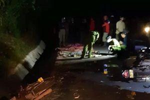 Xe máy đối đầu, 4 thiếu niên chết tại chỗ, 2 người trọng thương