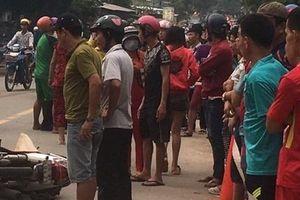 Bình Dương: Tai nạn liên hoàn giữa 3 xe máy, 3 người thương vong