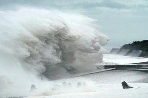 Nhật Bản oằn mình vì siêu bão lịch sử Hagibis