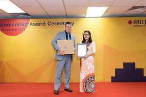 Hơn 100 sinh viên xuất sắc được nhận học bổng của Đại học RMIT
