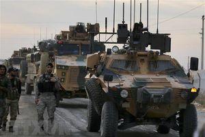 Các nước EU cam kết đình chỉ xuất khẩu vũ khí cho Thổ Nhĩ Kỳ