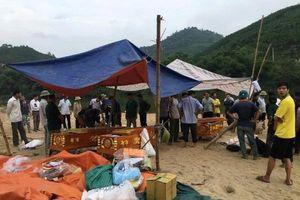 Hà Tĩnh: 3 học sinh bị đuối nước trên sông Ngàn Sâu