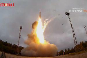 Sức mạnh vô đối của tên lửa 'quái vật' tàng hình Nga