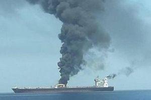 Arab Saudi nói gì về nghi án nã tên lửa vào tàu dầu Iran ở vùng Vịnh?