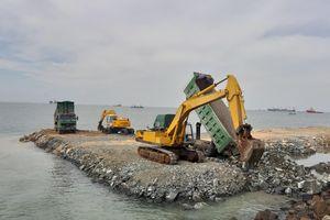 Tạm dừng để đánh giá lại dự án lấn biển Vũng Tàu