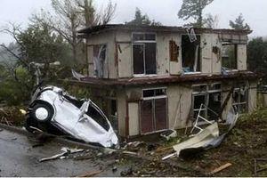 Thủ tướng Nhật Bản cân nhắc tuyên bố siêu bão Hagibis là một 'thảm họa thiên nhiên tàn khốc'