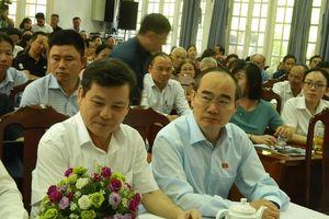 Cử tri TPHCM 'tiếc' ông Đoàn Ngọc Hải, đề nghị bãi miễn ông Tất Thành Cang