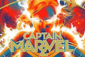 Tương lai của Captain Marvel trong phase 4 của MCU!