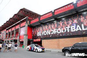 Sân Bali kết cấu đặc biệt, tuyển Việt Nam dễ hưởng lợi trước Indonesia