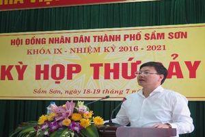 Ông Mai Xuân Liêm được bầu giữ chức Phó Chủ tịch UBND tỉnh Thanh Hóa