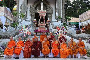 53 nhà sư hành hương qua 5 quốc gia kêu gọi sống vì hòa bình, tôn trọng lẫn nhau