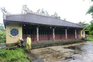 Đình làng 700 năm tuổi bị lấy trộm 2 cổ vật quý thời vua Tự Đức