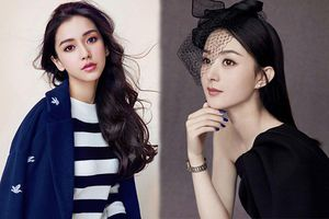 Bất ngờ chưa: Angelababy sánh ngang Triệu Lệ Dĩnh, lọt vào đề cử 'Diễn viên truyền hình tài năng Trung Quốc'