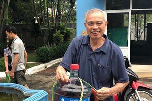 Hà Nội hỗ trợ cấp nước cho các khu vực bị ảnh hưởng sự cố nguồn nước sông Đà