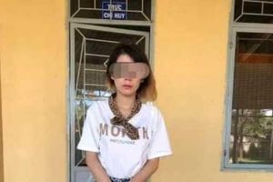 'Kiều nữ' bán ma túy bị bắt vì trốn thi hành án