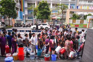 Sở Y tế Hà Nội khuyến cáo: Nước của Công ty Sông Đà chưa thể dùng cho ăn uống