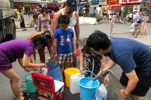 Huy động tối đa nguồn nước, cấp ổn định cho khu vực bị ảnh hưởng sự cố nguồn nước sông Đà
