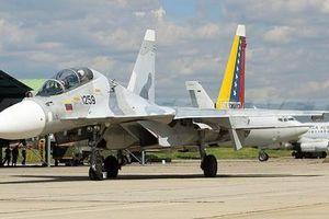 Su-30MK2 Venezuela nổ tung khi cất cánh, tướng không quân thiệt mạng