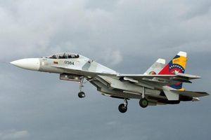 Tiêm kích Su-30MK2 nổ tung, một chuẩn tướng không quân thiệt mạng
