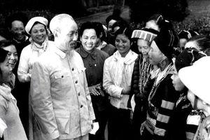 Tấm lòng của Bác Hồ với phụ nữ Việt Nam
