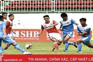 Thua Phố Hiến, U21 Hồng Lĩnh Hà Tĩnh giành giải ba U21 quốc gia 2019