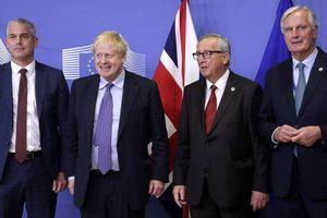 Thủ tướng Anh 'tự tin' về thỏa thuận Brexit mới với EU