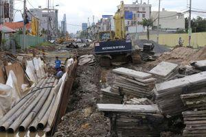 TP Hồ Chí Minh: Hàng loạt dự án giao thông, chống ngập trễ hẹn vì chờ mặt bằng