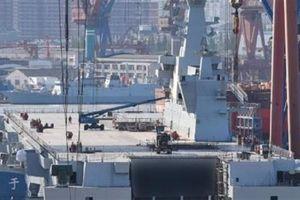 Mỹ bối rối trước tham vọng hải quân Trung Quốc