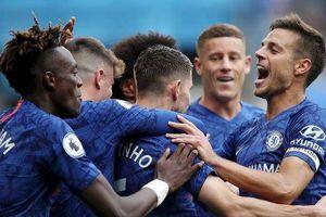 Chelsea thắng vất vả Newcastle 1-0; Leicester gây ấn tượng