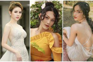 4 cô con gái của hoa hậu - diễn viên đẹp như hoa, là mỹ nữ trong tương lai của điện ảnh Việt