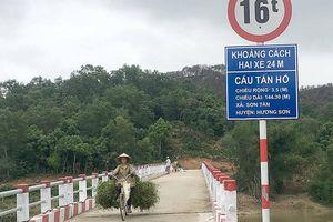 Gần 2.000 cầu dân sinh xóa cảnh 'qua sông lụy đò'