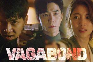 Phim 'Vagabond' tập 9-10: Shin Sung Rok phản bội đồng đội, giết Suzy và Lee Seung Gi để được sống?