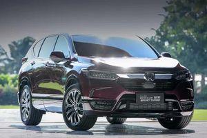 SUV Honda Breeze – mẫu xe 'lai tạp' từ CR-V và Accord