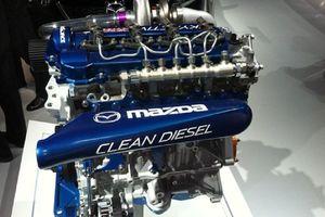 Mazda ra mắt động cơ diesel sạch trong năm tới