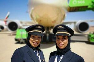 Vượt qua định kiến trở thành những nữ phi công Arab đầu tiên