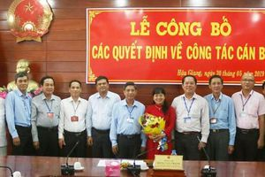 Nguyên Phó Giám đốc Sở Tư pháp Hậu Giang khiếu nại lên UBKT Trung ương