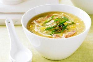 Cách nấu súp gà bổ dưỡng khởi động tuần mới tràn đầy năng lượng